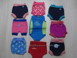 Плавки-шорты для бассейна неопреновые для мальчиков и девочек до 2-х лет