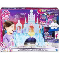 Кристальный дворец My Little Pony от Hasbro