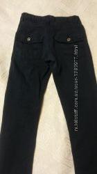 Котоновые брюки George на рост 134-140