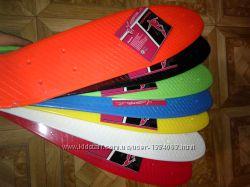 Пенни борд Penny board Скейт светящиеся колёса, много цветов