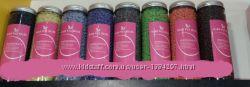 Воск пленочный в гранулах для депиляции Hard wax beans 400 g в банке, разные