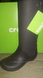 Резиновые сапоги Crocs RainFloe