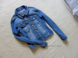Брендовая джинсовая куртка Only, 36 размер.