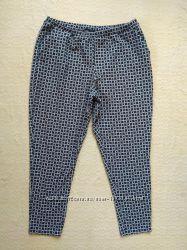 Стильные штаны брюки бойфренды George, 18 размер.