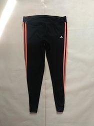 Брендовые спортивные леггинсы штаны Adidas, 14 pазмер.