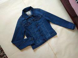 Брендовая джинсовая куртка Denim co, М размер