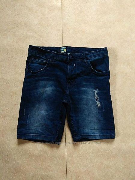Мужские джинсовые шорты бриджи Urban, 32 размер.