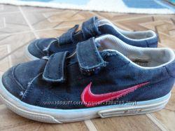 кроссовки  Nike оригинал р. 28. 5 стелька 18. 0 см Индонезия.