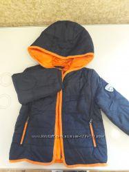 Демисезонная куртка для мальчика 12-18 месяцев