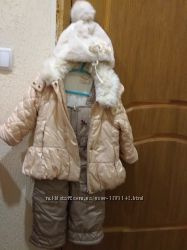 Зимний комплект Войчик на рост 80см