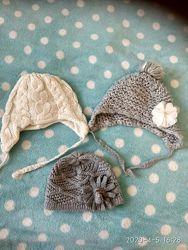 Продам шапки для малышки