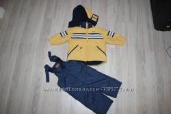 Куртка и комбинезон  74-80 Польша