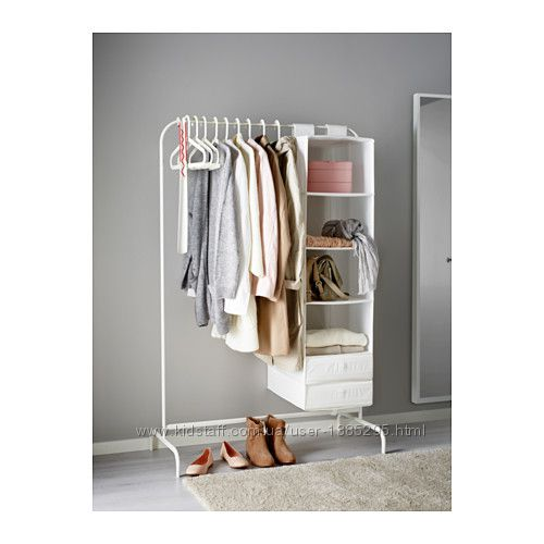 В наявності Ikea Mulig Напольна стійка-вішалка Муліг икеа
