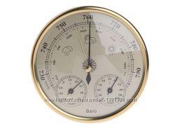 Метеостанция BARO 3 в 1 барометр термометр гигрометр новые