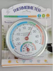 Метеостанция 2 в 1 термометр гигрометр -30 до 50C новые