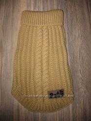 Новый свитер для собачки