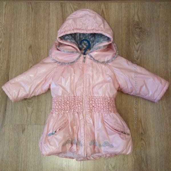 Зимняя куртка, пуховик wojcik 86-98