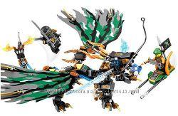 Конструктор SY554, дракон Коула, лего, ниндзя, ниндзяго, пират Бако