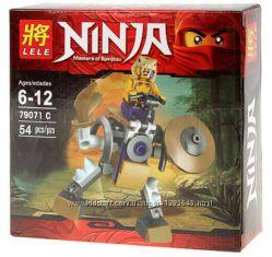 Конструктор Ninja 79071, ниндзя, ниндзяго, фигурки ниндзя