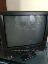 Цветной телевизор SHARP оригинал 21 B-SC