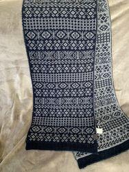 большой шерстяной шарф SPRINGFIELD оригинал