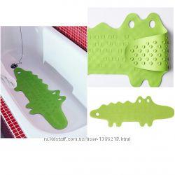 Антискользящий коврик Икеа крокодил