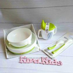 Набор детской посуды Икеа 5 предметов