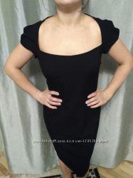 Чорне плаття - футляр. Esprit