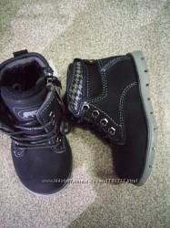 Деми ботиночки нубук р 21 22 23 24