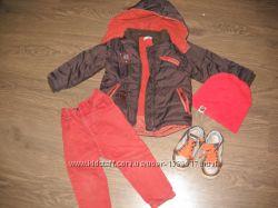 Пакет одежды мальчику на 1-2 года