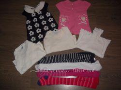 Пакет одежды девочке 1-2 года