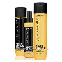 Шампунь Matrix Hello Blondie