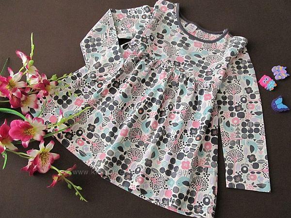 Платье  трикотажное Mini Club 2-3 года