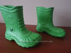 Crocs 33-34 сапоги резиновые M2 W4 21. 0 см детская обувь