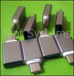 Переходник Type C - USB