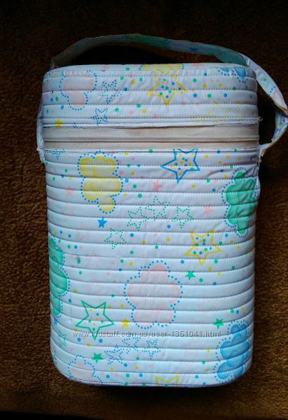 Термо-сумка для 2х бутылочек