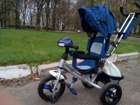 Трехколесный велосипед Azimut Crosser T-1 One