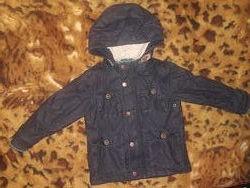 Демисезонная куртка парка несет Next 98см