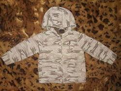 Демисезонная куртка парка дождевик  несет Next 98см