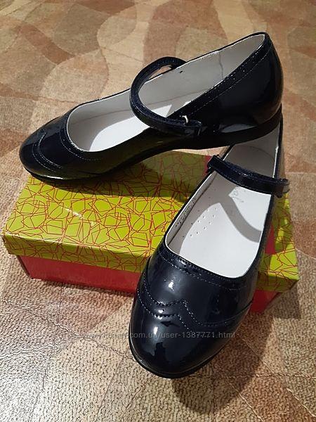Новые туфли Arial, 38р.  24,7 см