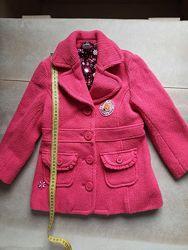 Осеннее пальто, куточка, пальто Дисней, Некст, Тополино, замеры, оригинал