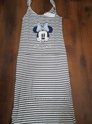Платье Woomen Secret, Микимаус Испания, шикарное качество, хлопок.