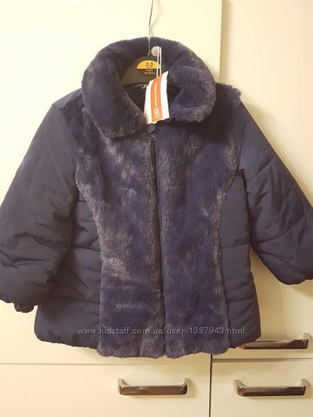 Курточка теплая, осенняя курточка, зимняя курточка Original Marines 18-24