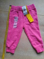 Тёплые штаны на флисе, худи флис, свитшот  Gap, Carters, на 2-4 года