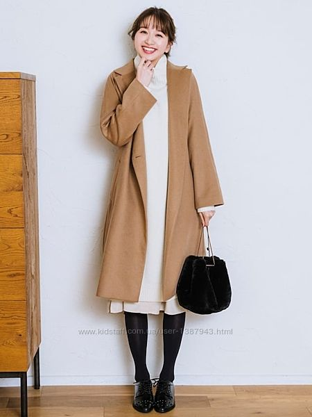 Три разных. Осеннее пальто, шерстяное пальто, Uniqlo США, Mango из Испании