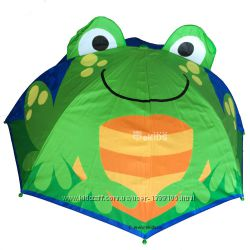 Зонтик С Объемными Элементами лягушка