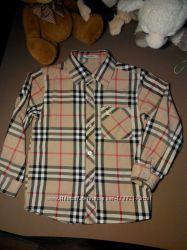Продам рубашку BURBERRY