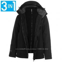 Мужская куртка 3 в 1 Karrimor Weathertite, Англия, Waterproof