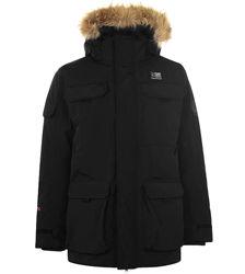 Мужская куртка пуховик парка Karrimor Expedition, Англия, Waterproof 15000