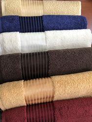 Махровые полотенца Hanibaba для лица